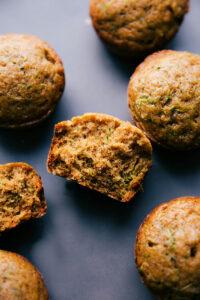 Healthy-Zucchini-Muffins-6